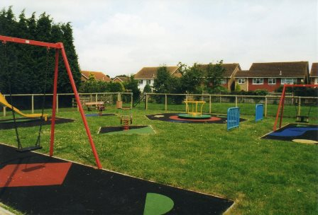Hartley Kent: Chantry Avenue Playground